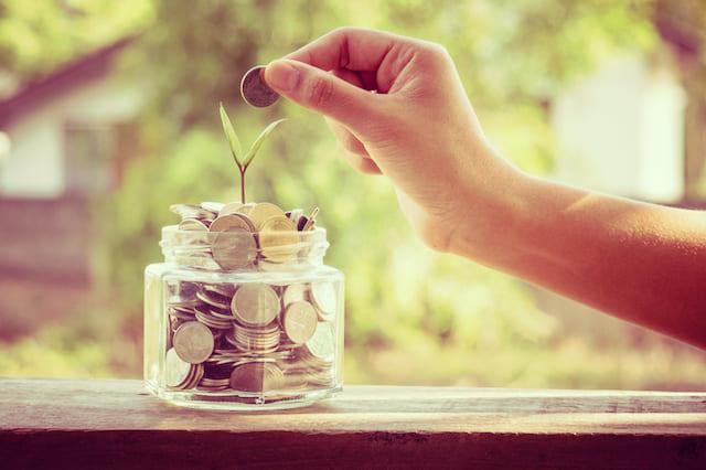 収入から貯蓄へ