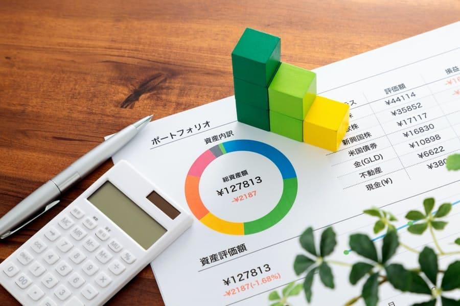 投資信託と積み立て投資